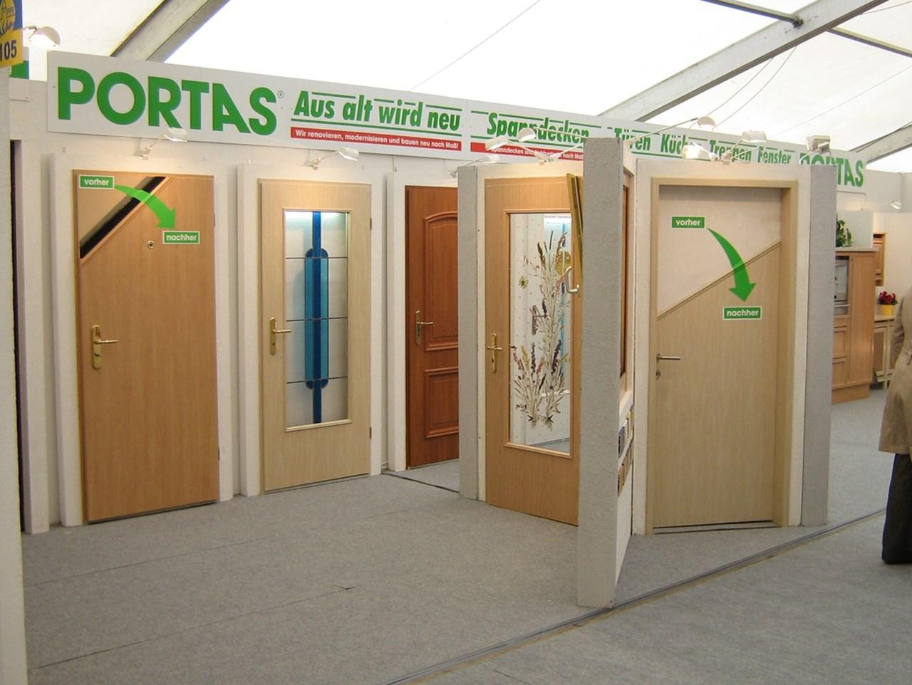 Galerie Portas Partner F Haslwanter Turen Service Gmbh Munchen